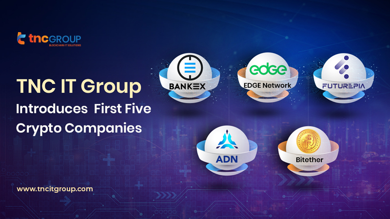 TNC Crypto Merger Companies